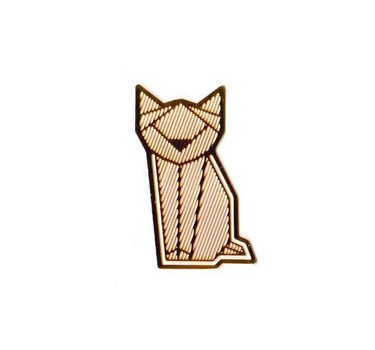 Marque-page doré - Chat - Hug a Porcupine - Songes - mp-chat