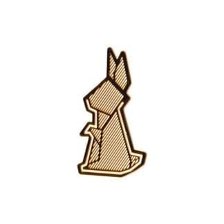 Marque-page - Lapin
