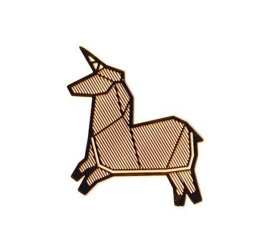 Marque-page - Licorne