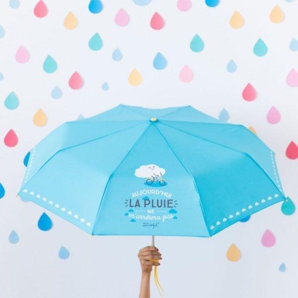 Parapluie - La pluie - Mr. Wonderful - Songes - mrwonderful_8435460706971_paraguas_aujourdhui-la-pluie-ne-marretera-pas-fr-6-editar