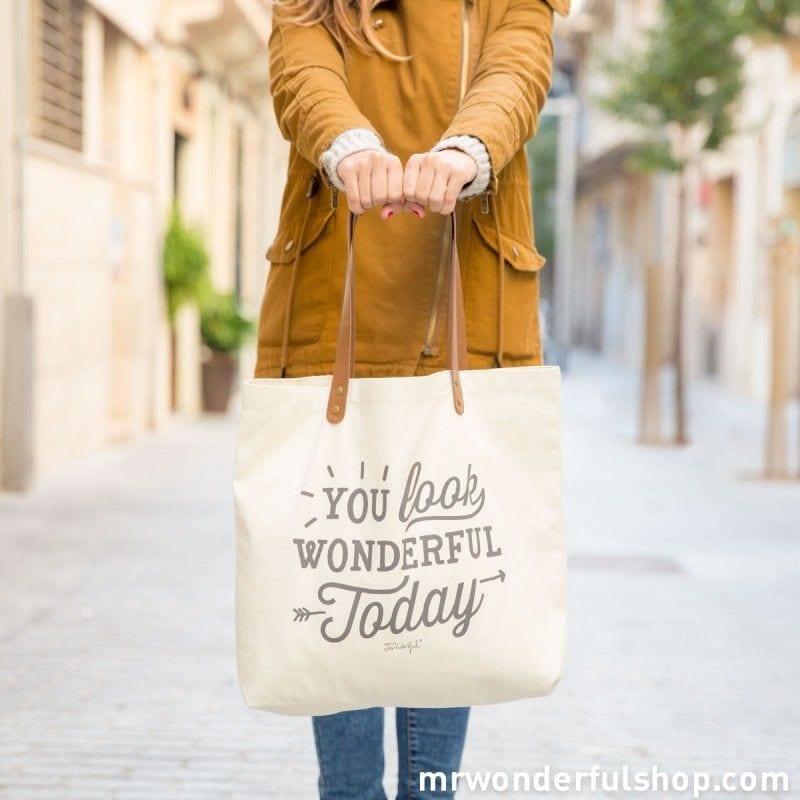 Tote bag wonderful
