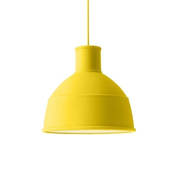 Suspension Unfold - Jaune - Muuto - Songes - 10_Unfold_yellow