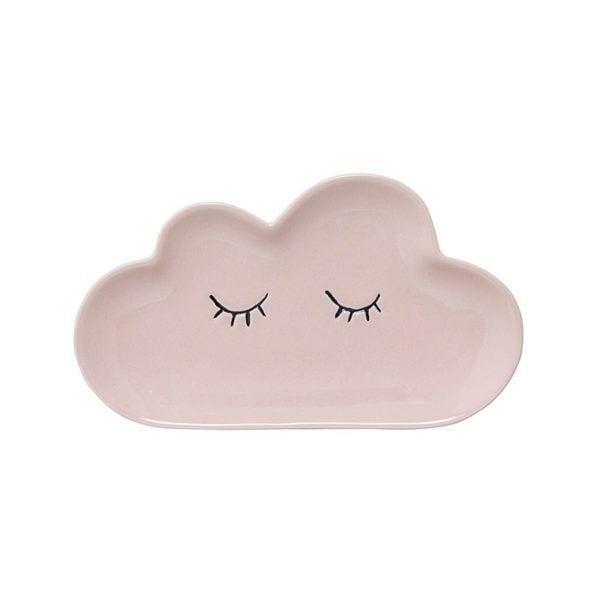 Plat nuage - Rose - Bloomingville - Songes - 21106221_high