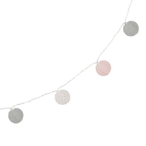 Guirlande lumineuse - Multicolor - Bloomingville - Songes - 68906806-01