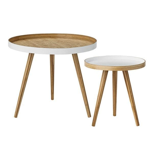 Tables basses (2pcs) - Bloomingville - Songes - 89200007_high