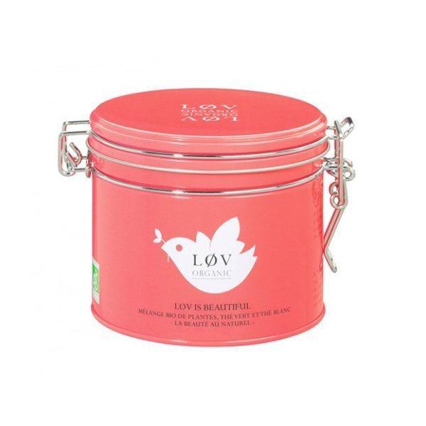 Thé en boîte - Lov is Beautiful - Lov Organic - Songes - LOVEBE100