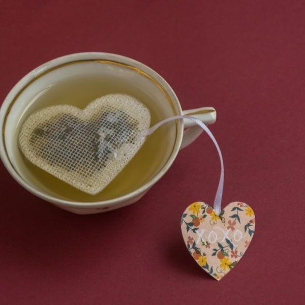 Sachet Coeur - Thé vert jasmin (5pcs) - Tea Heritage - Songes - sachet_coeurs_003