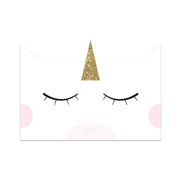 Carte de voeux - Licorne - Songes - Songes - carte_licorne