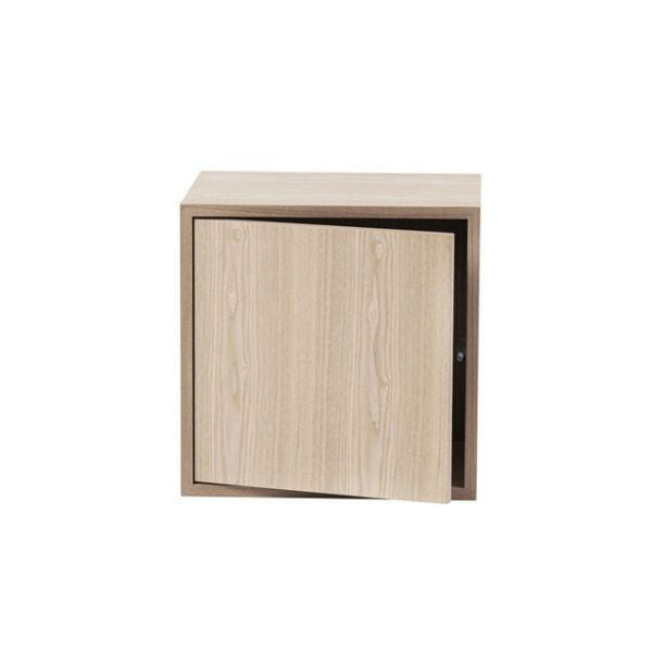Étagère Stacked - Frêne - Muuto - Songes - Stacked_ash_door