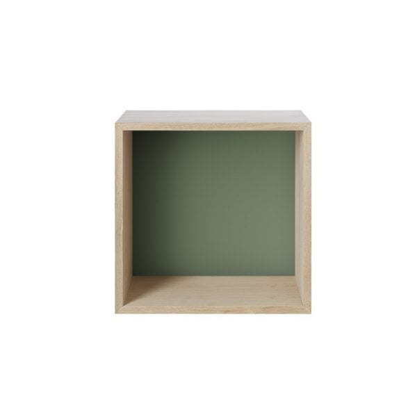 Étagère Stacked - Frêne - Muuto - Songes - Stacked_green