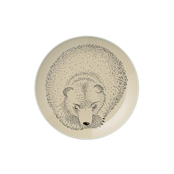 Assiette Adelynn - Ours - Bloomingville - Songes - 21100578-a
