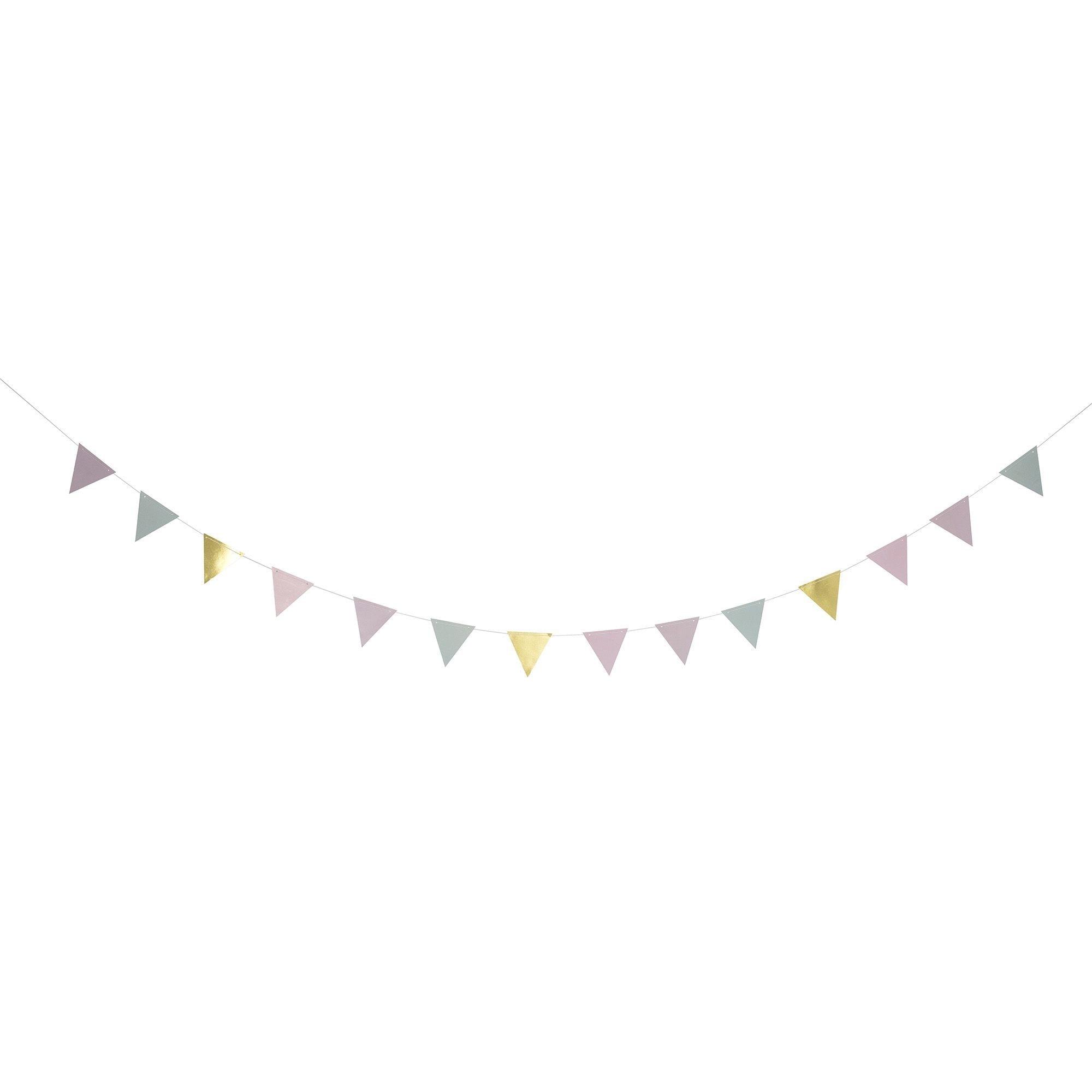 Guirlande en papier - Multicolor