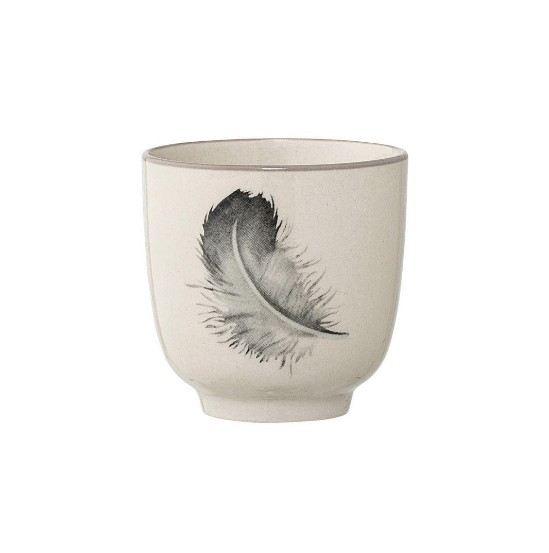Mini mug Plume