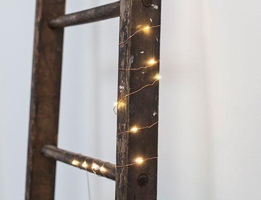 Guirlande lumineuse - Argenté