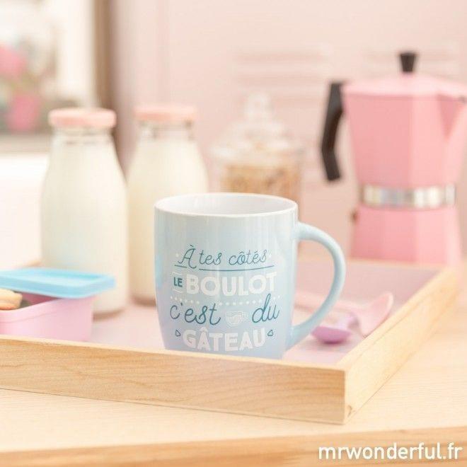 Mug - À tes côtés
