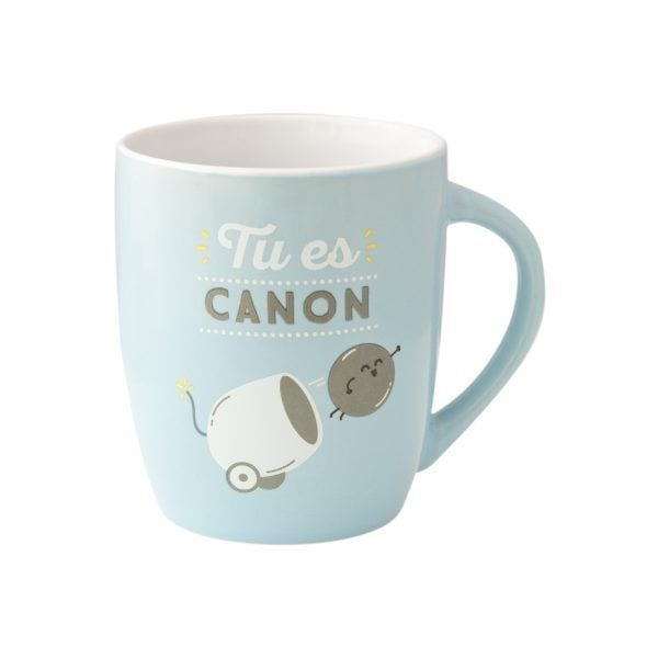 Mug - Tu es canon - Mr. Wonderful - Songes - mrwonderful_8435460709453_WOA03785FR_Tu-es-canon-FR