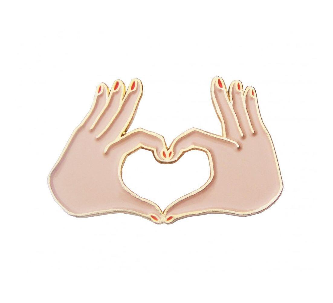Pin's - Love