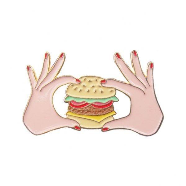 Pin's - Burger - Coucou Suzette - Songes - pins-burger01