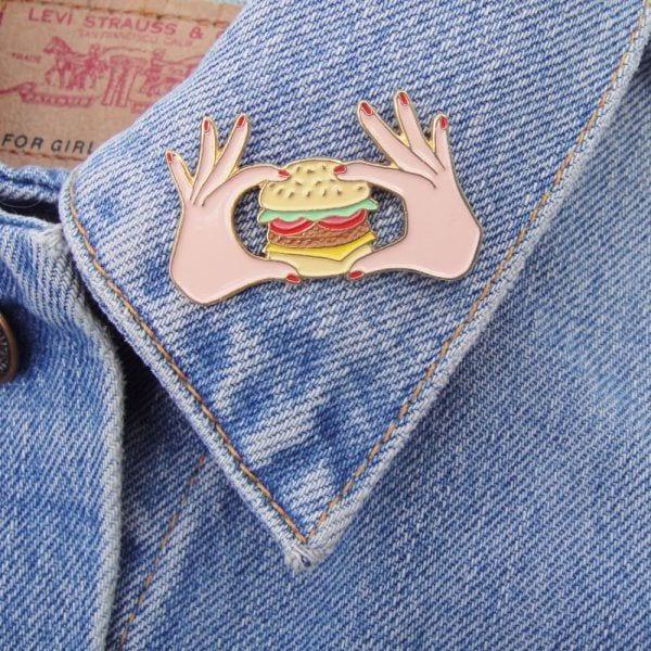 Pin's - Burger - Coucou Suzette - Songes - pins-burger04