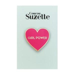 Pin's - Girl power