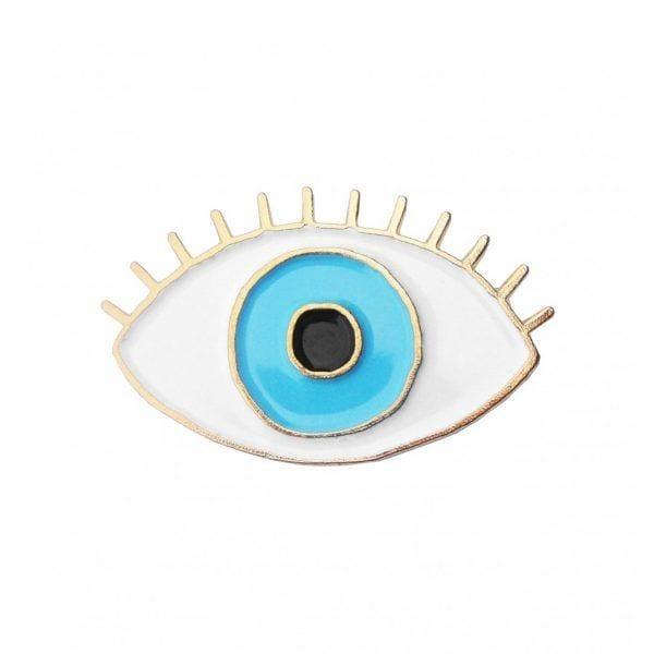 Pin's - Oeil - Coucou Suzette - Songes - pins-oeil01