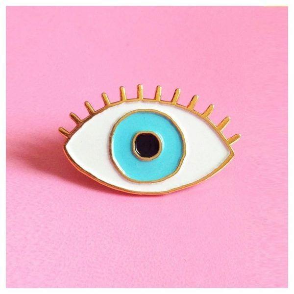 Pin's - Oeil - Coucou Suzette - Songes - pins-oeil02