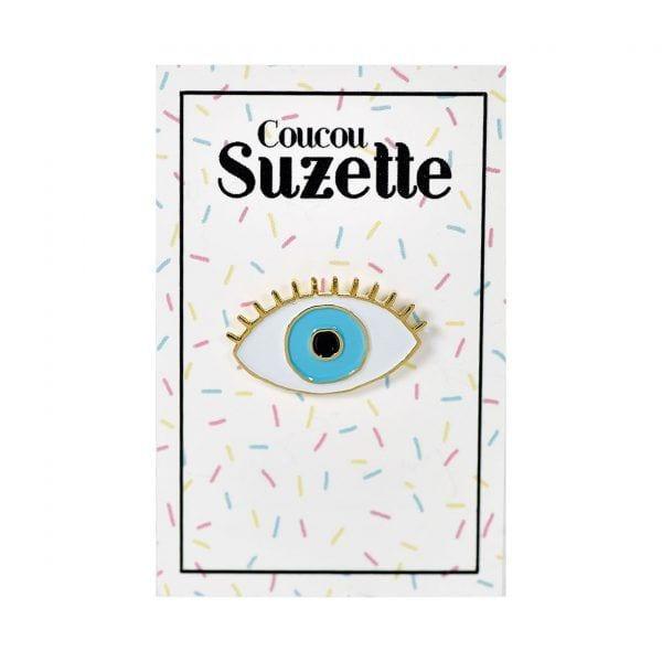 Pin's - Oeil - Coucou Suzette - Songes - pins-oeil04