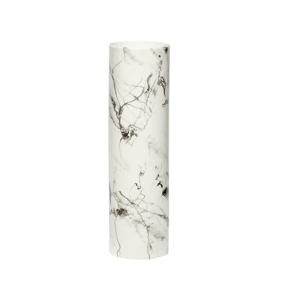 Vase - Motif marbre L