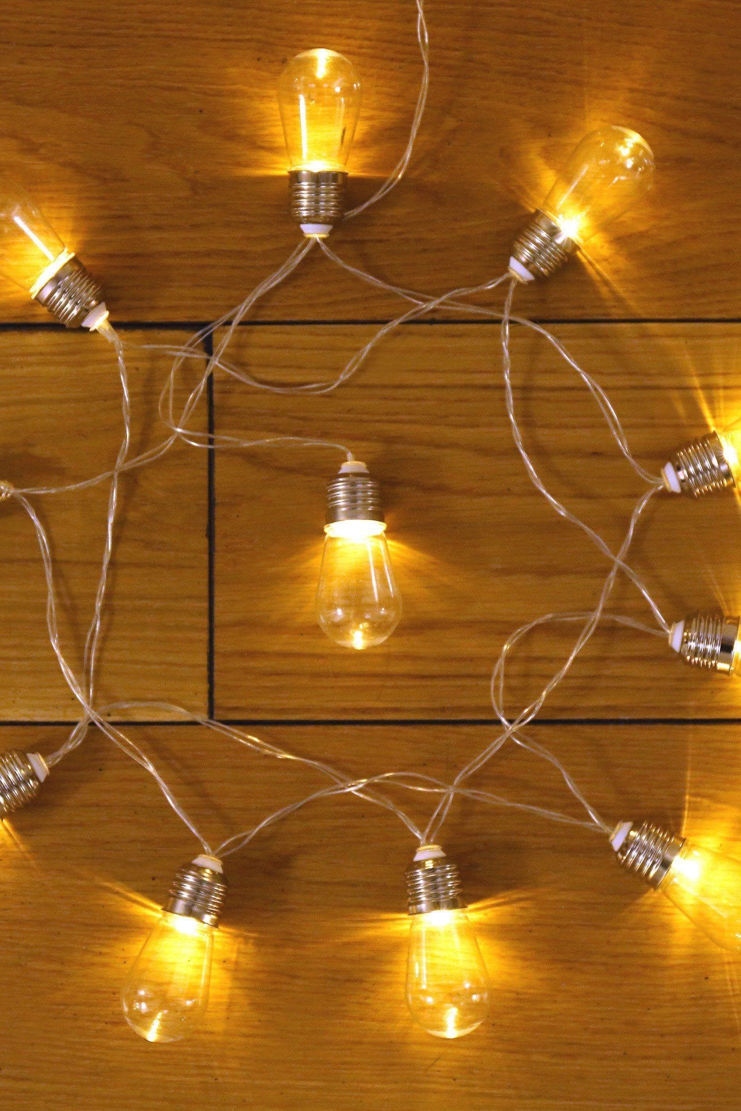 Guirlande lumineuse - Ampoules