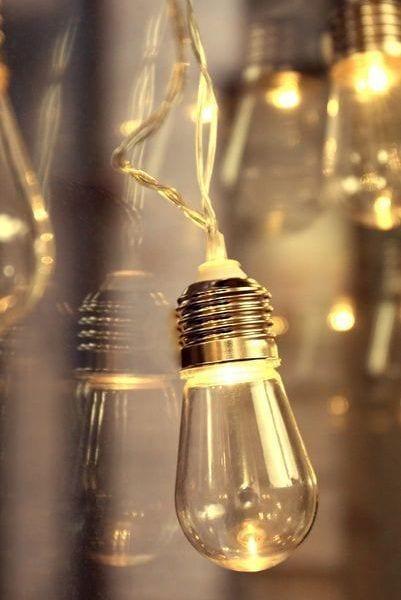 Guirlande lumineuse - Ampoules - Kikkerland - Songes - guirlande-kikkerland03