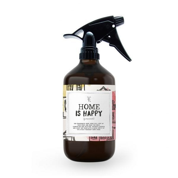 Spray d'ambiance - Happy - The Gift Label - Songes - roomsprays-home-is-happy