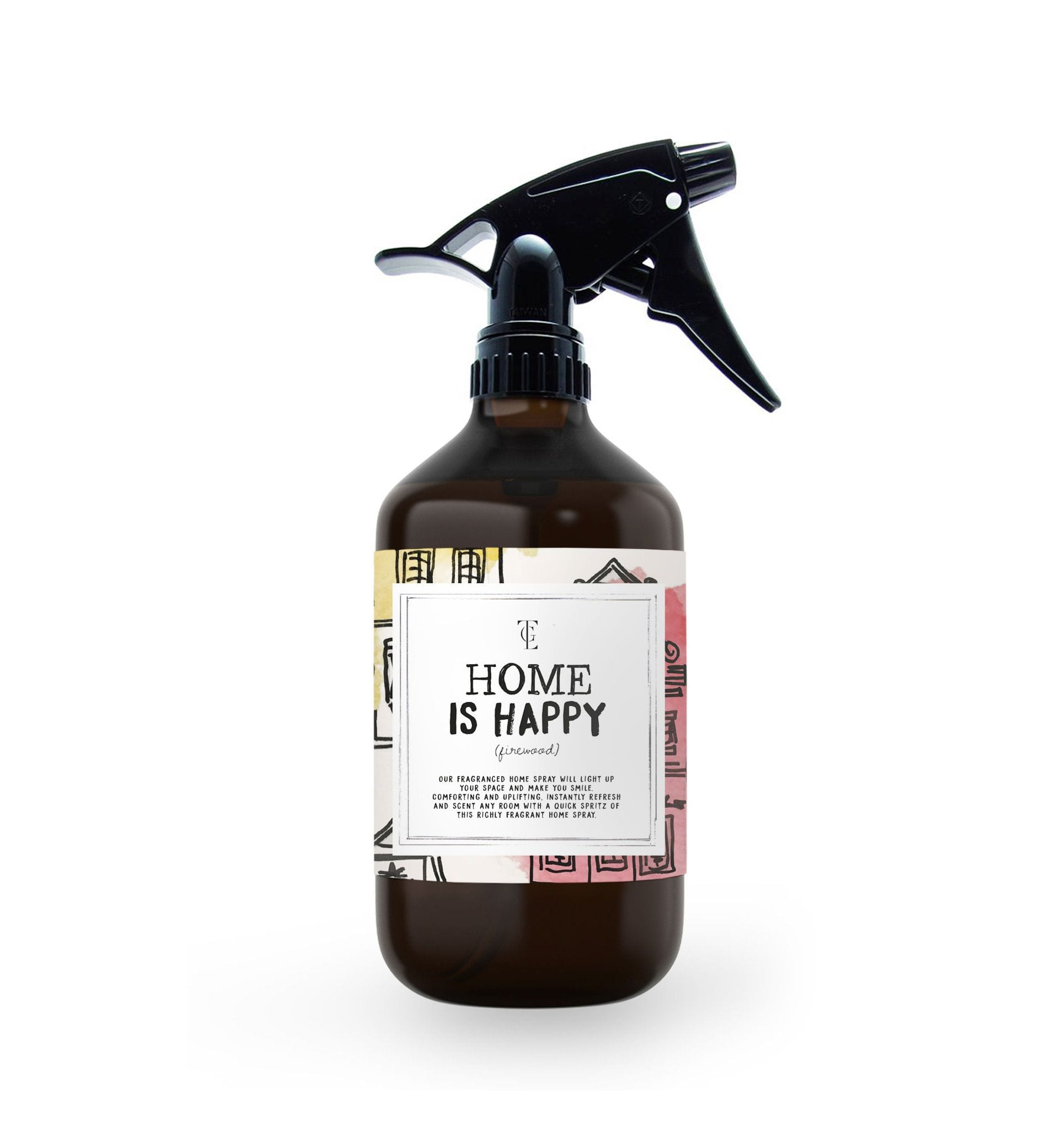 Spray d'ambiance - Happy