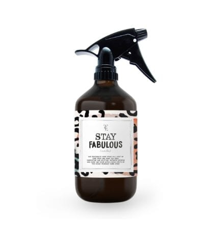 Spray d'ambiance - Stay fabulous