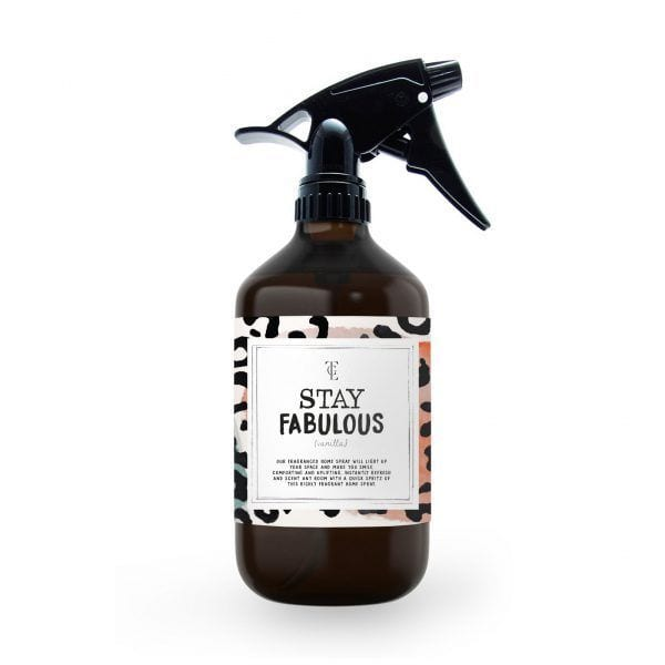 Spray d'ambiance - Stay fabulous - The Gift Label - Songes - roomsprays-stay-fabulous