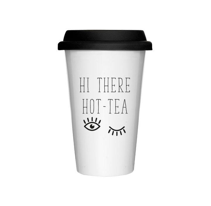 Mug à emporter - Hot tea