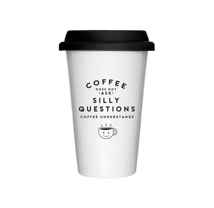 Mug à emporter - Silly questions