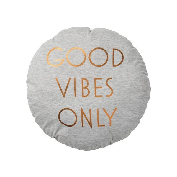 Coussin - Good vibes - Bloomingville - Songes - 55000120