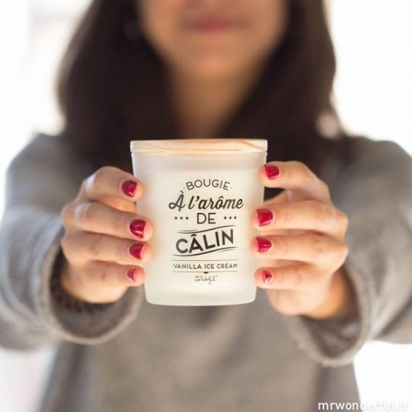 Bougie - Câlin - Mr. Wonderful - Songes - bougie_calin02
