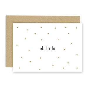 Carte de voeux - Ohlala