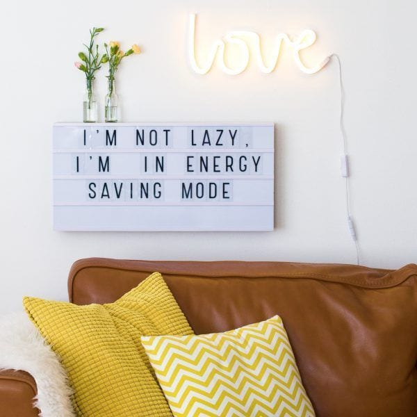 Lampe à message - Lightbox - A Little Lovely Company - Songes - lightbox-XL-02