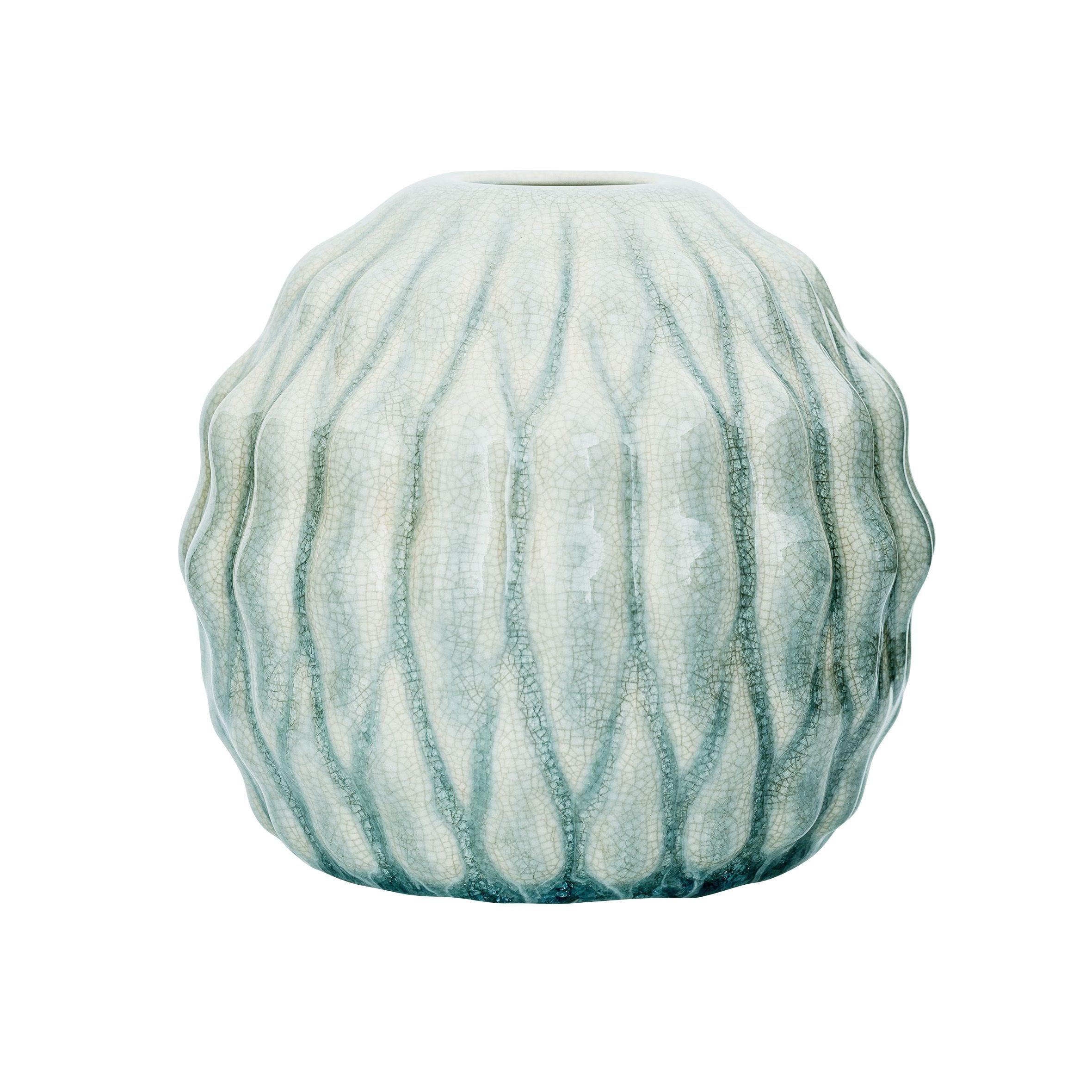 Vase strié - Pastel