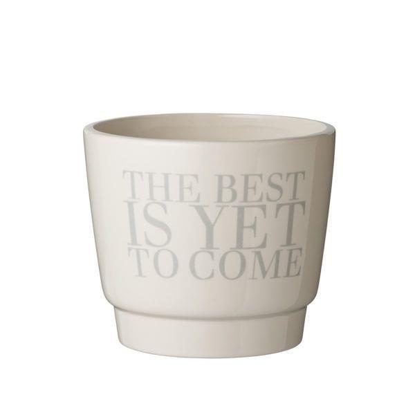 Cache-pot - The best M - Bloomingville - Songes - 75500007-b