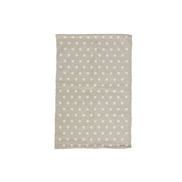 Tapis - Beige à pois - Bloomingville - Songes - 76302399_high