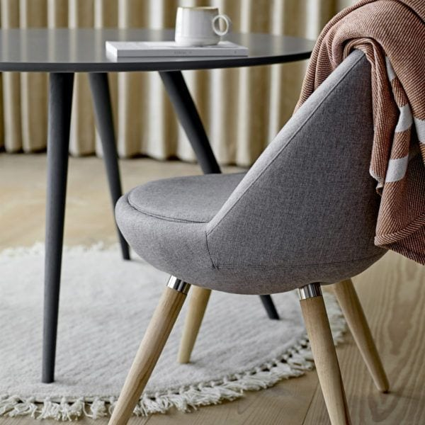 Tapis rond - Laine - Bloomingville - Songes - BV_18SS_05_high