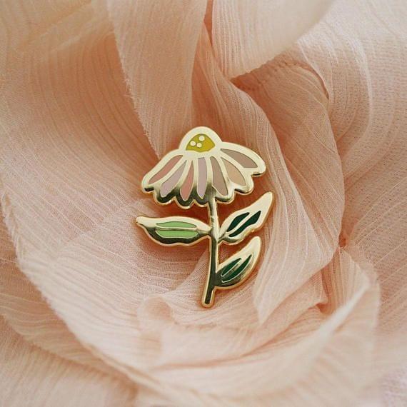 Pin's - Fleur - Sonia Cavallini - Songes - PINSFLEUR_02