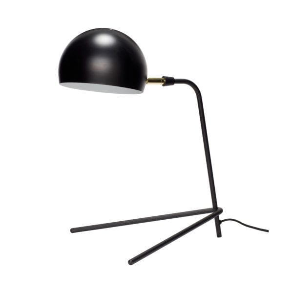 Lampe - Noir - Hübsch - Songes - 370410