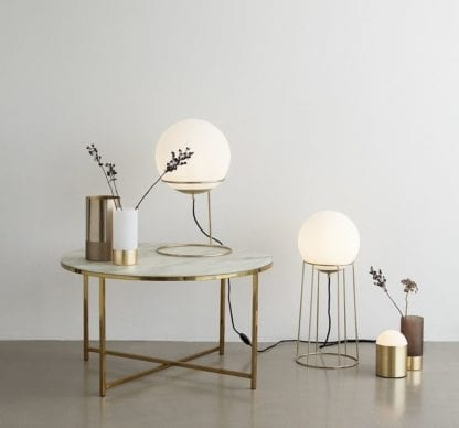 Lampe - Ronde