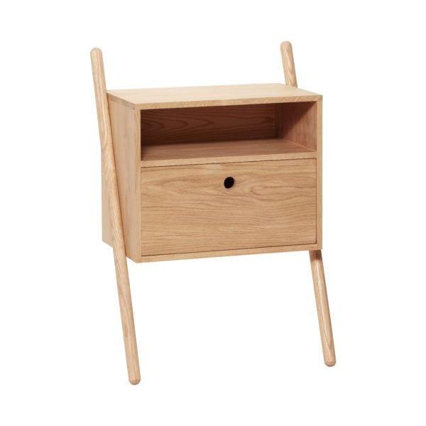 Petite commode en bois - Hübsch - Songes - 880412
