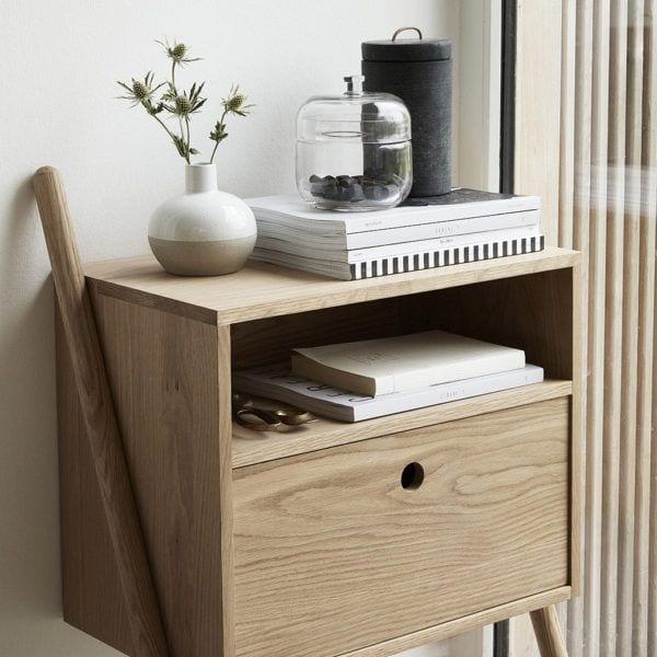 Petite commode en bois - Hübsch - Songes - 880412_6