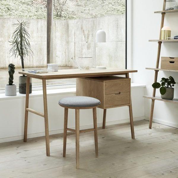 Bureau en bois - Hübsch - Songes - 880503_6